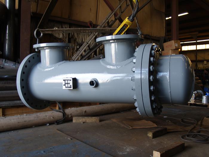 Domestic Water Heat Exchanger