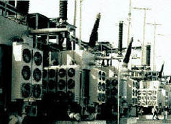 Transformer Oil Coolers Industrial Heat Exchangers