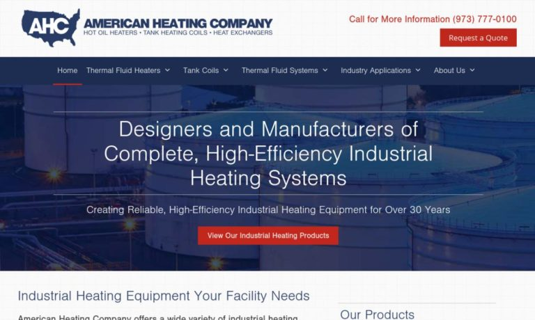 American Heating Company, Inc.