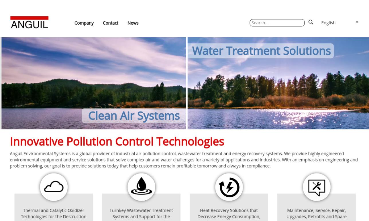 Anguil Environmental Systems, Inc.