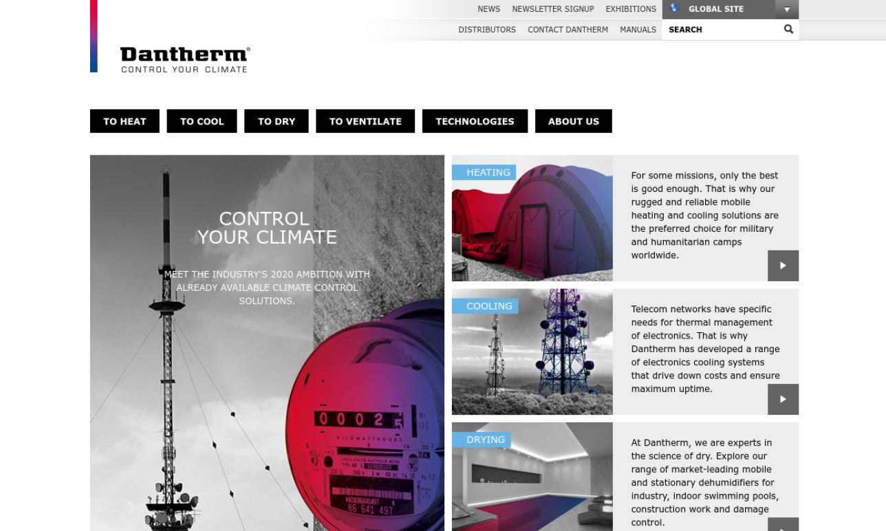Dantherm Air Handling Inc.