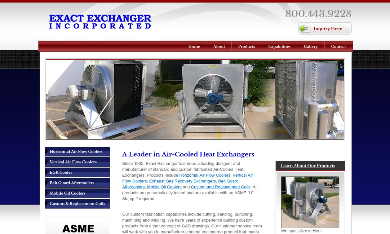 Exact Exchanger, Inc.