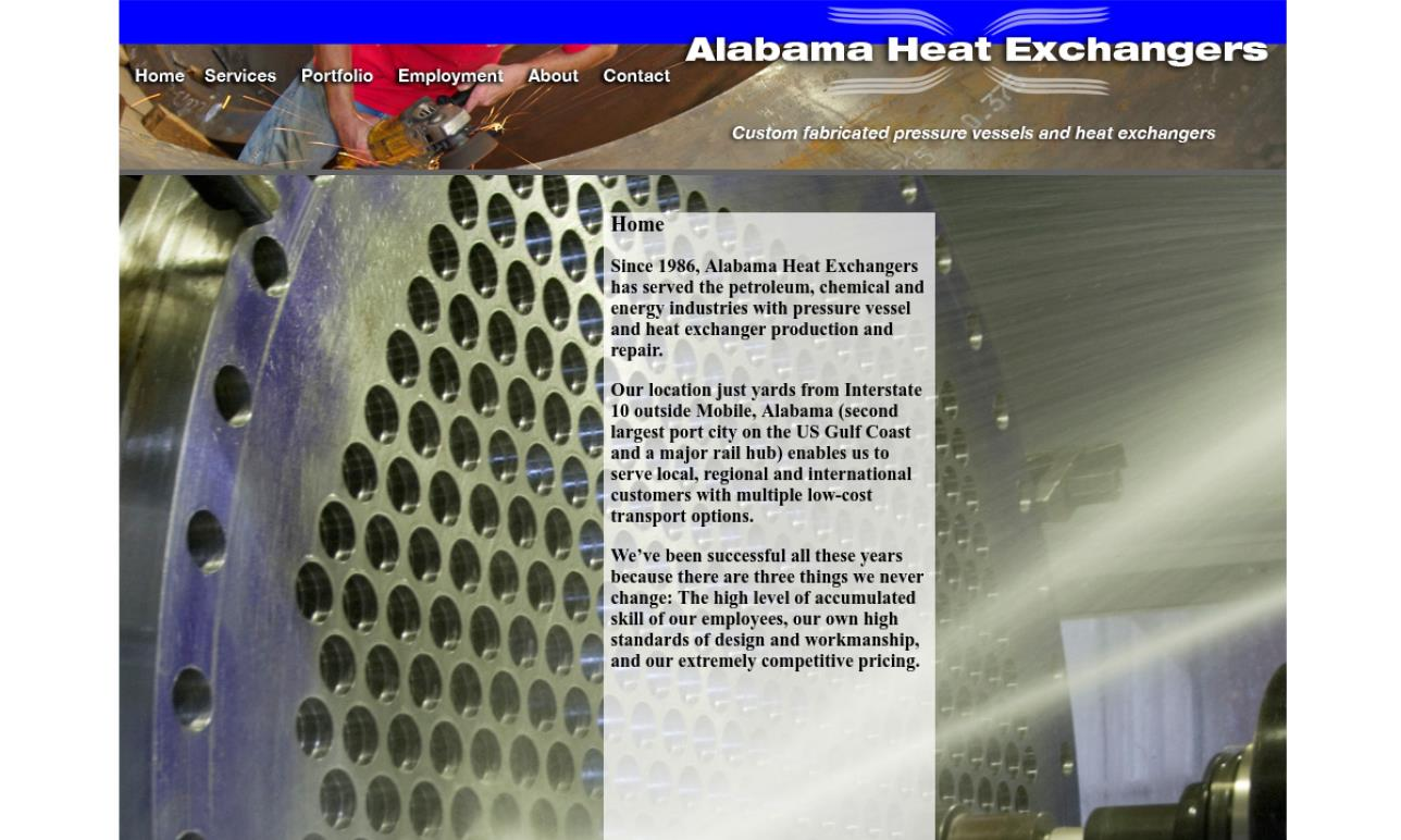 Alabama Heat Exchangers, Inc.
