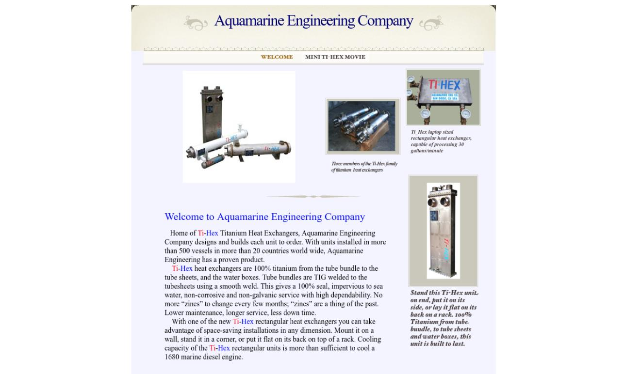 Aquamarine Engineering Company