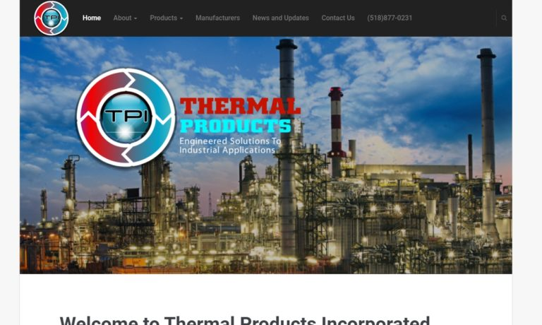 Thermal Products, Inc.