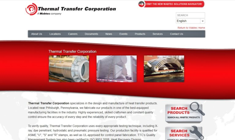 Thermal Transfer Corporation
