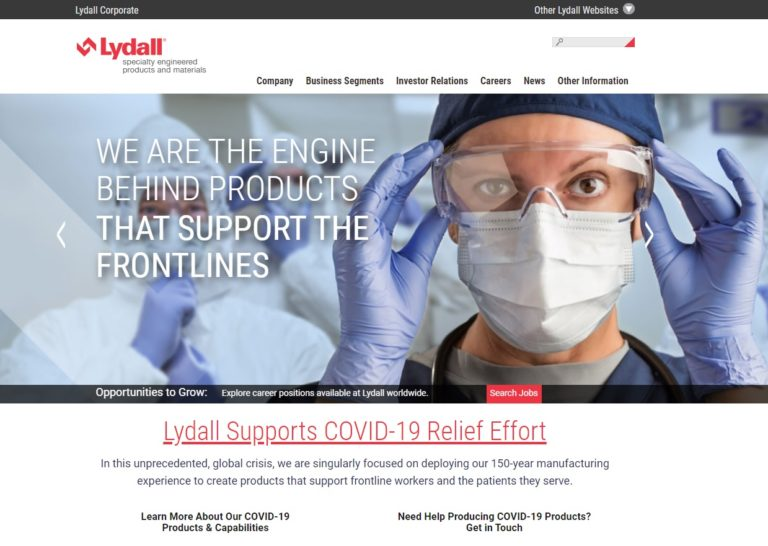 Lydall, Inc.